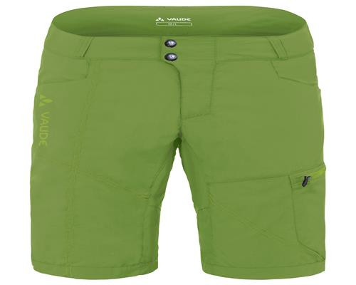 Vaude Me Tamaro Shorts, green pepper, L