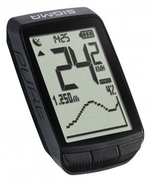 Fahrradcomputer Sigma Pure GPS