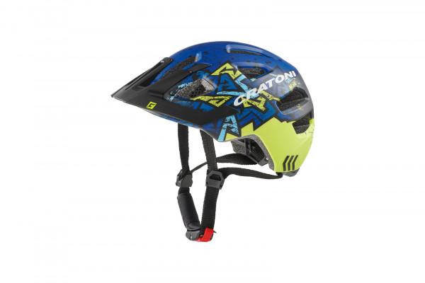 Cratoni Maxster Pro | wild-blue matt | S-M
