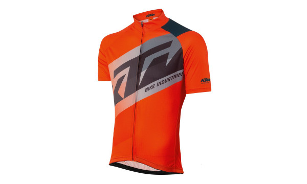 KTM Factory Line Renntrikot orange Gr. XL