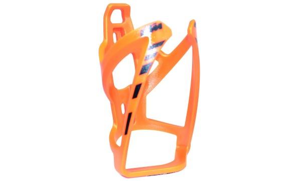 KTM Flaschenhalter Wing o Kunststoff, orange matt