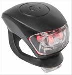 LED Sicherheitsleuchten-SET Silikon schwarz