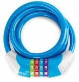 Kinder-Fahrradschloss blau
