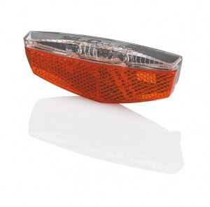 XLC LED Rückleuchte für Gepäckträger