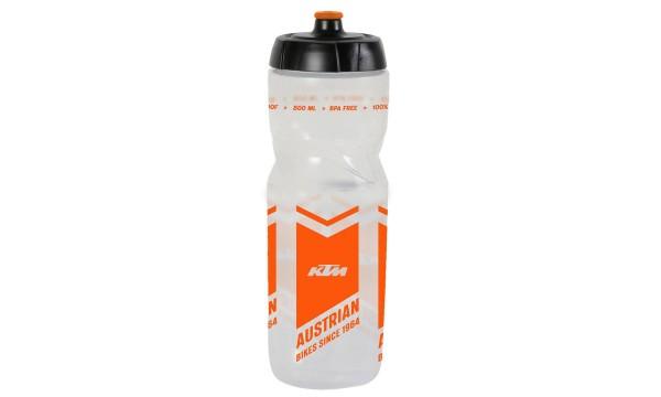 KTM Trinkflasche BI TEAM 800 transparent