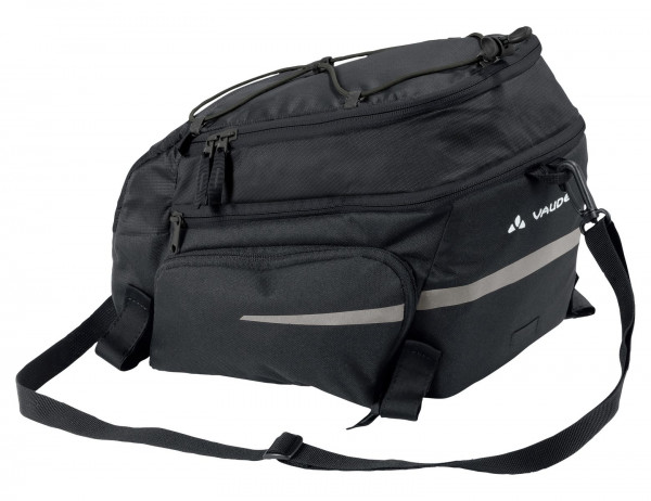 Vaude Silkroad Plus (Snap-it), black