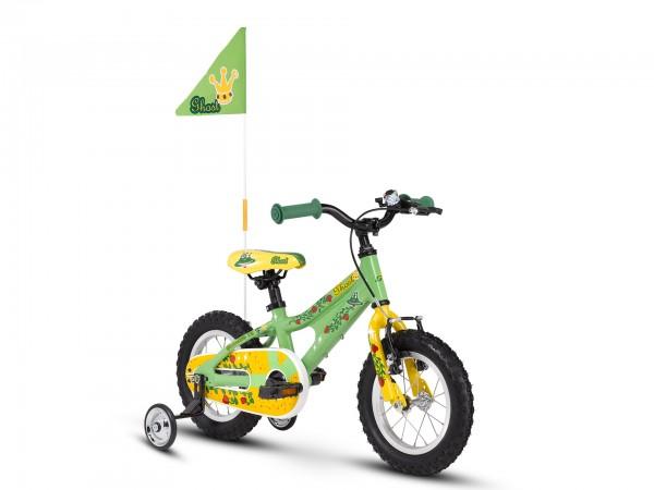 POWERKID AL 12 K riot green / cane yellow / riot