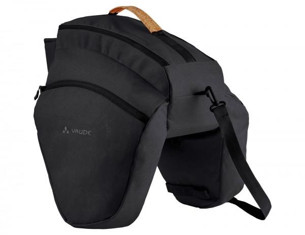 eSilkroad Gepäckträgertasche black