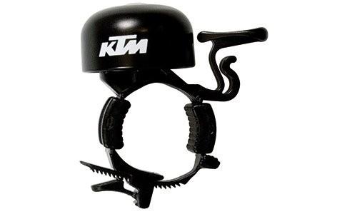 KTM Glocke schwarz Toolless