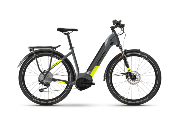 Haibike Trekking 6 i500Wh LowStep 10-G Deore