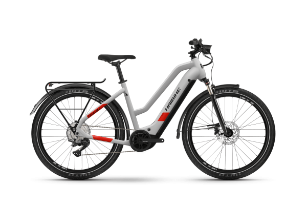 Haibike Trekking 7 i630Wh low standover 11G Deo.