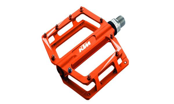 KTM Pedale Freeride BMX Alu o orange